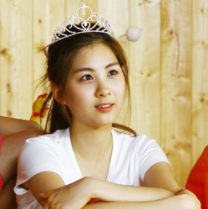 Seohyun I still think she is pretty just the 9th
