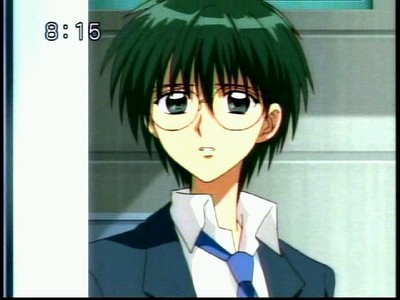Masahiro from Mermaid Melody