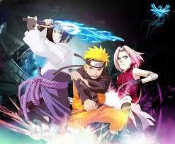 NARUTO----i guess i was 12 years old..........