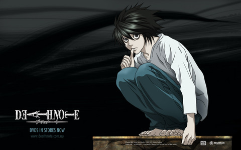 Death note <333 i was around 11 years old and my sister told me that it's cool so i watched it and i really hated Light from the first episode (and i still hate him) and of course i loved l <333