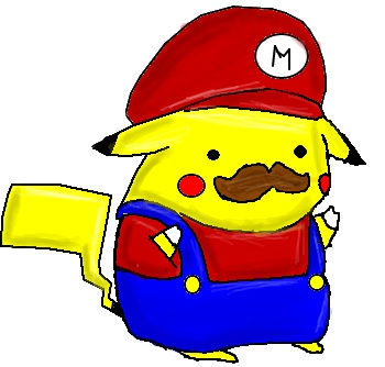 A Mario-chu ;D Doesn't it look sexy?