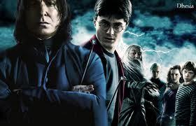 Harry Potter and the Half-Blood Prince because lot's of Snape lol but we also find out more about Voldemort and why he is like he is and also it's the calm before the storm.