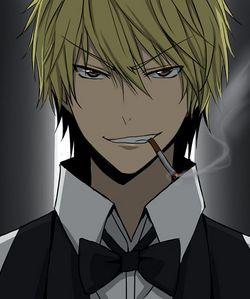 Shizuo Heiwajima from Durarara!! He's Mine >w>