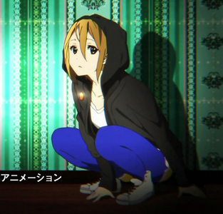 Ritsu Tainaka x_x She's soooo hot like this! Lol I'll let someone else have Mio this time...THIS time -_- Lol