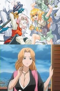 I'm not posting an anime hottie. I'm posting THREE of them!