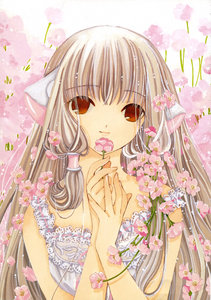 I've never seen any of those and I really don't want to ._. But I'll choose Chobits because Chii is pretty-fulz x3