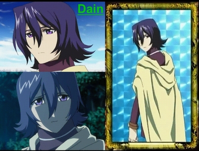 DAIN from Deltora Quest, I JUST LOVE-EM! i made the collage. At least i think it is. XD