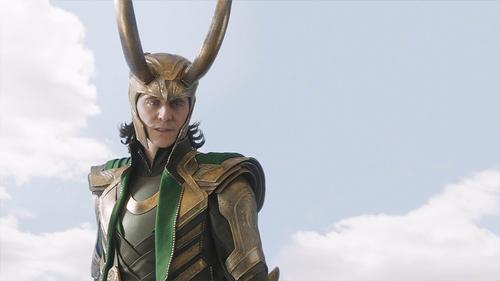 Loki of Asgard! :D