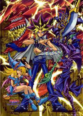 Yu-Gi-Oh! Duel Monsters!!