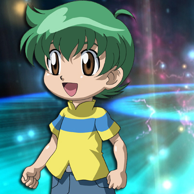 Kenta from Beyblade Metal Fusion/Masters!