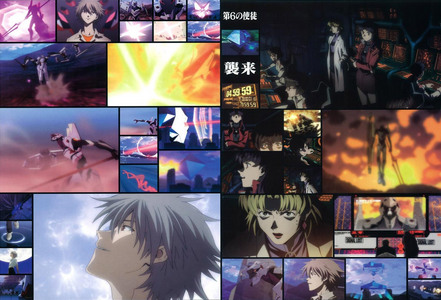 I had seen it before.And i cinta it. http://www.videosurf.com/evangelion-1-11-you-are-not-alone-332225