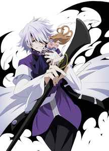 i can't believe nobody have post my Breakie from Pandora hearts!! <3