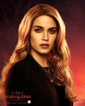 Rosalie.. But then again, do I want to keep reliving the past? Alice.. But, wouldn't I want to remember? Hmm.. I'll be Rosalie.