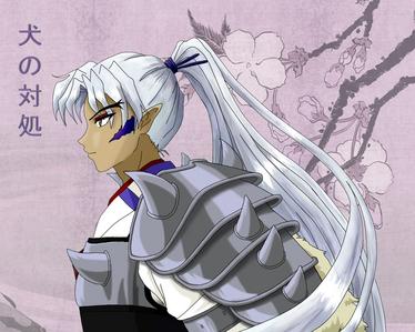Inutaisho (inuyasha and sesshomaru's father) :D