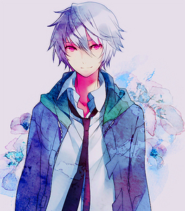 Akise Aru from Mirai nikki<3 I love him.