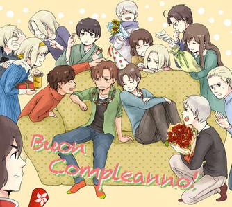 happy birthday to you~!