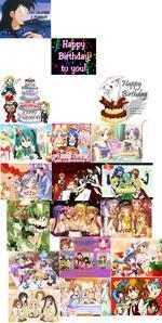 Happy happy happy birthday!