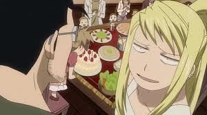 Elicia's birthday party.