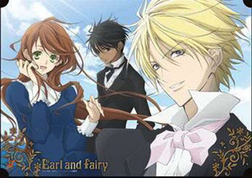 There is Earl and Fairy :) It's perfect for both of them.