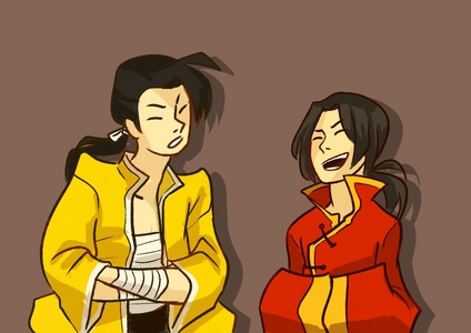 I don't have a parte superior, arriba three,but I have a parte superior, arriba two. -Wang Yao from hetalia -Ling Yao from Fullmetal Alchemist:Brotherhood .. .3.