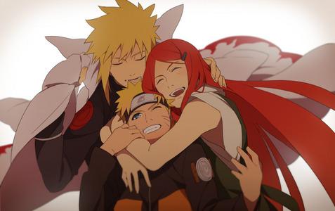 1# naruto Uzumaki from Naruto/Naruto Shippuden 2#Kushina Uzumaki from Naruto/Naruto Shippuden 3#Minato Yondiname from Naruto/Naruto Shippuden