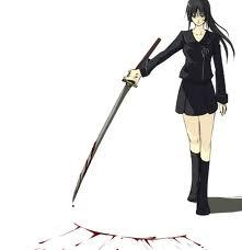 Well right now I would have to say Yomi from Ga-Rei-Zero She was such a perfectly human character. And never have I felt so sorry for an anime character, and never have I been so fascinated. And not to mention she is the best tragic villain (or would tu say tragic hero?) I have ever seen (even surpassing Shakespear's character Macbeth [and yes, I have read the entirety of the original story and liked it]) Ow, and she is the type of character that when they mostrar up, tu know limbs are going to fly