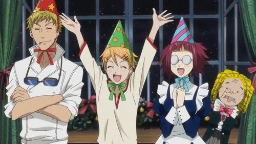 Ciel's birthday