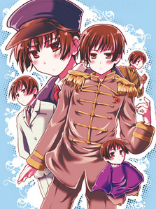 My favorito! would be Giotto~ :D But since I always post him, I'll post my segundo favorite, which is Japan/ Kiku Honda <33