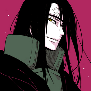 """My favorito! anime character at the moment is Orochimaru from [i]""""Naruto""""[/i]. c:"""