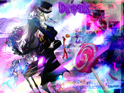 #1 break from pandora hearts #2 fai from tsubasa chronicle #3 ling from fullmetal alchemist brotherhood