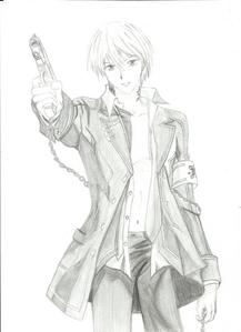 That's amazing!! <3 Well done :) I made Zero from vampire knight