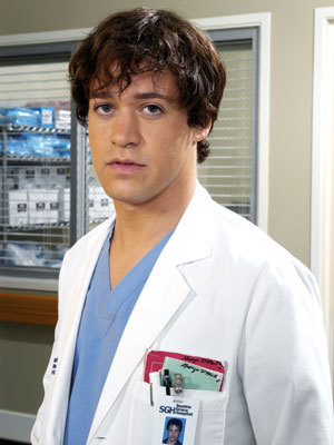 Well my fave was George but he just had to die so I guess now my fave is Meredith atau Alex
