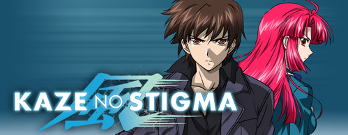 i think Kaze no Stigma would be a good one for u, atau maybe one of my favourites Negima u can watch them both at Dubbed Episodes.com