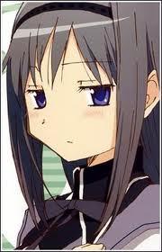 Homura Akemi.