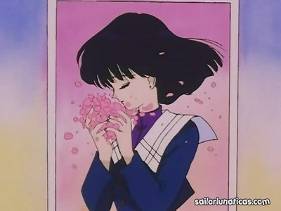 H - Hotaru Tomoe from Sailor Moon