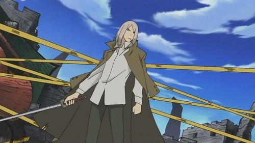 Mifune the epic swordsman.