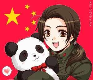 China xD