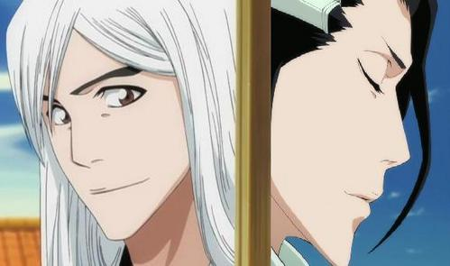 My usual submission of long-haired hottiness: :) my men: [b]Ukitake Jushiro[/b] & [b]Kuchiki Byakuya[/b]