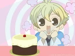 Honey from Ouran High School Host Club He's 17..