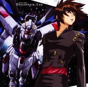KIRA YAMATO .... from Gundam seed!!!!!!