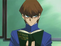 Ken's already taken so I'll go with Seto Kaiba