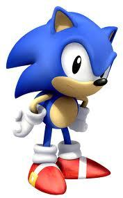 Classic Sonic = CUTE! Modern Sonic = HOT!