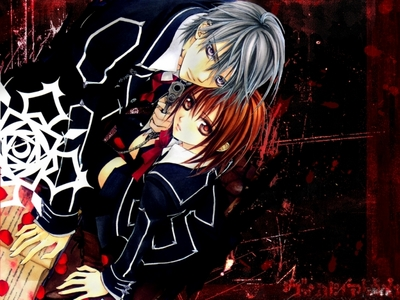 आप mean seasons? Two. Vampre knight and Vampire knight Guilty. But I guess Zero is Yuki's 'knight', in a sense. He is both Yuki's saviour, and the person he (I assume) has all intentions of killing someday. His job, after all is to slay vampires.
