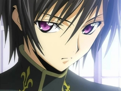 lelouch from code geass is really smart ^_^