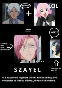 Uryu's expression...xDD