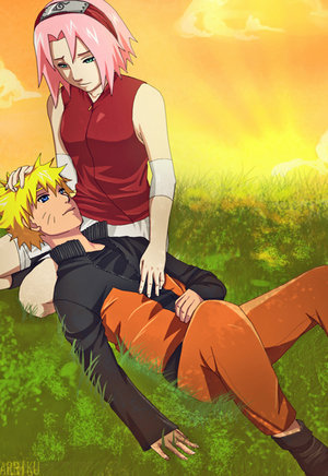 Naru Saku I hate this couple I hate Sakura and I amor naruto so I deny this couple :3 For me this couple is only fantasía from fans n.n