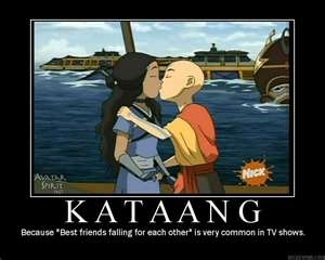 Kataang.... 4 obvious reasons