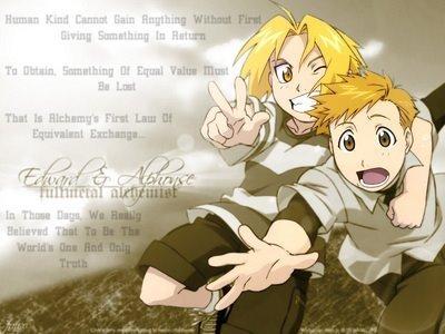 Ummmm Edward and Alphonse.