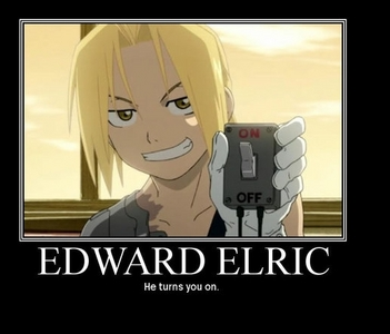 Hmm..My favorito! Person from FMA Brotherhood..there are so many that I amor But My favorito! is probably Ed and Winry being tied..but I'll go with Ed here!^^