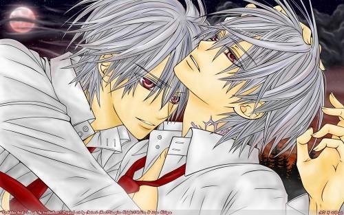 Zero and Ichiru Kiryu